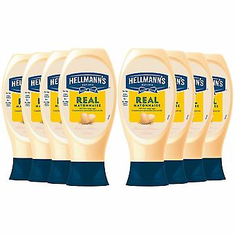 Hellmann's Real Mayonaise 8 Packs of 430ml