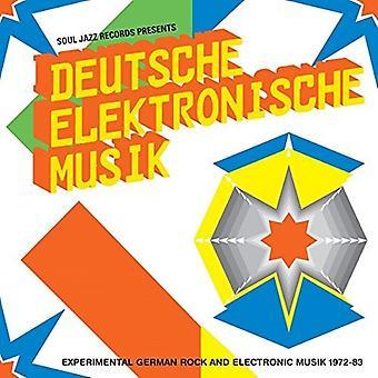 Various Artist - Deutsche Elektronische Musik (Part B) [Vinyl] USA import