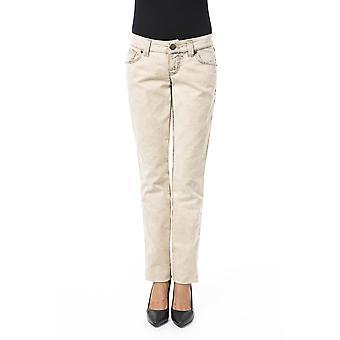 Beige Byblos Women's Jeans