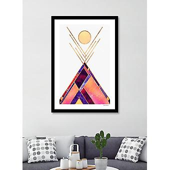 Tipi Mountain   Frame