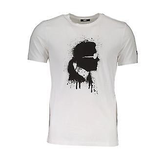 KARL LAGERFELD BEACHWEAR Camiseta Mangas cortas Hombres KL18TS01