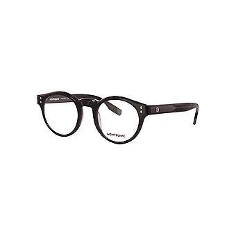 Montblanc MB0123O 001 Black Glasses
