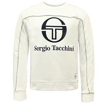 Sergio Tacchini Ground Crewneck Mens Pullover Sweatshirt Jumper 37866 108 A52C