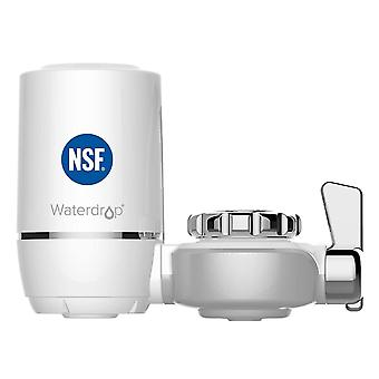 Waterdrop WD-FC-01 NSF Certified 320-Gallon Long-Lasting Water Faucet Filtration System