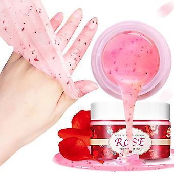 100ml Hand Mask Natural Ingredients Moisturize Soften Hand Nail Paraffin Wax