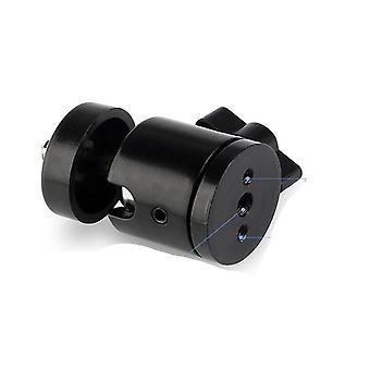 1/4 adaptador de bola de cabeza de la cámara de montaje del trípode del trípode del zapato