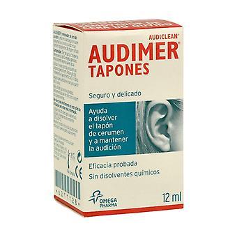 Audimer plugs 12 ml