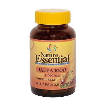 Royal jelly 60 capsules of 1000mg