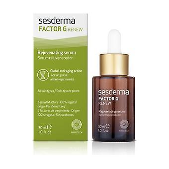 G Factor Renew Rejuvenating Serum 30 ml de serum