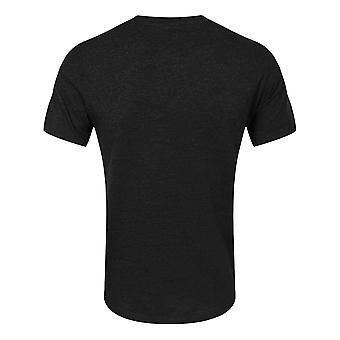 Deadly Tarot Mens Obsidian The Devil T-Shirt