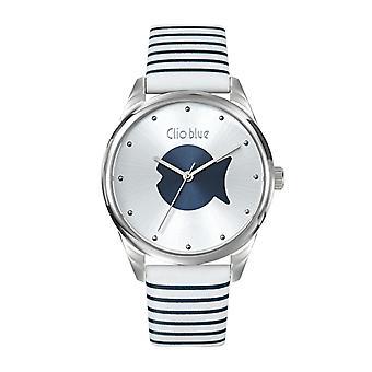 Women's watch 6601004 CLIO BLUE