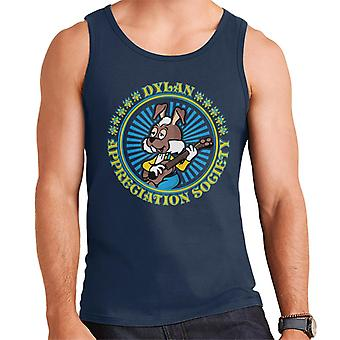 The Magic Roundabout Dylan Appreciation Society Men's Vest