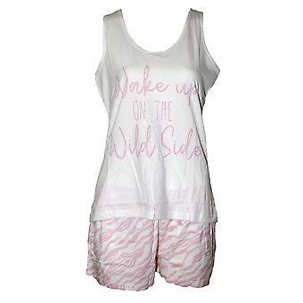 Forever Dreaming Womens/Ladies Wild Soul Short Pyjama Set