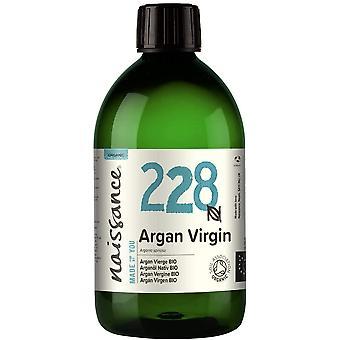 Gerui Organic Moroccan Argan Oil (no. 228) 500ml - Pure & Natural, Anti-Ageing, Antioxidant,