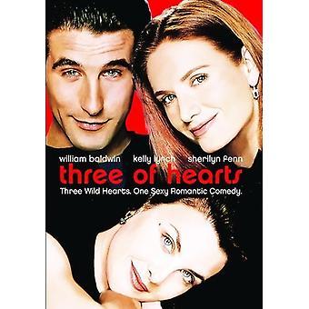Trois des coeurs (1993) importer des USA [DVD]