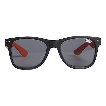 Superdry SDR Newfare Sunglasses - Rubberised Black