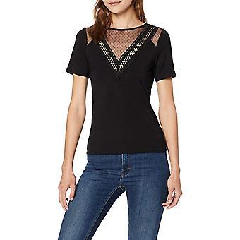 Morgan 192-dream.n T-Shirt, Black (Noir Noir), Small (Size Producer: TS) Woman