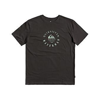 Quiksilver Little Marks Lyhythihainen T-paita Dark Shadow