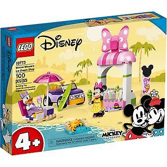 LEGO 10773 Minnie Mouse Ice Cream Parlour