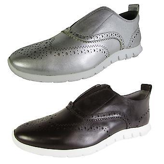 Cole Haan Mujer ZeroGrand Slip En Zapatos de punta de ala