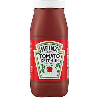 Heinz Tomato Ketchup, 2 x 2.15 Litre