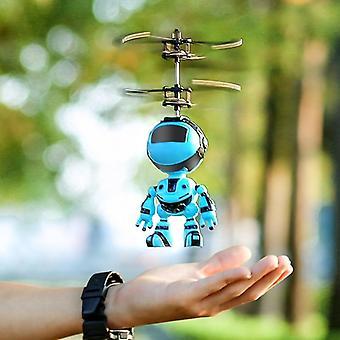 Mini Rc Unicorn Alien Drone s LED svetlom, Kreslený quadcopter, Vrtuľník