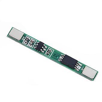 Great It 1s 3.7v 3a Li-ion Bms Pcm Battery Protection Board Pcm