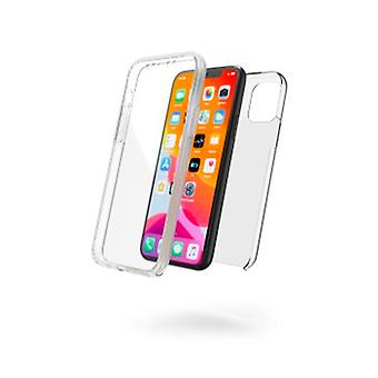 """Hama """"360° Protection Cover for the Apple iPhone 11 Pro Ma, 2-part, transparent"""