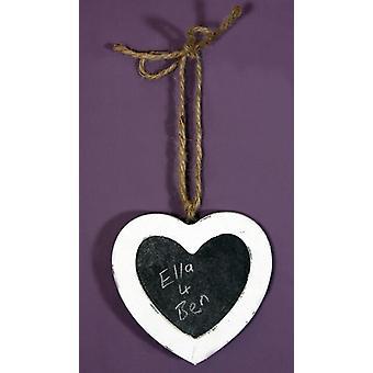 Sydän Blackboard pieni
