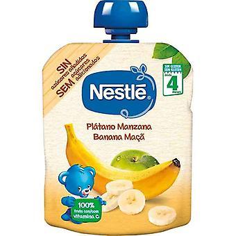 Nourriture pour bébé Nestlé Pomme Banane (90 gr)