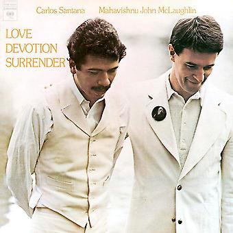 Carlos Santana & Mahavishnu John McLaughlin - Love Devotion Surrender Vinyl