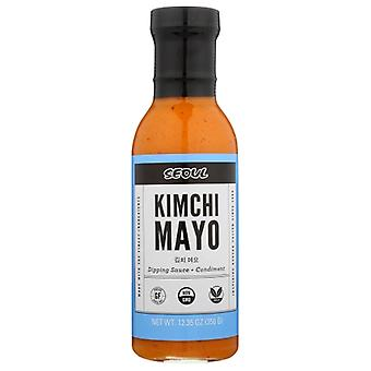 Seoul Mayo Kimchi, Case of 6 X 12.35 Oz
