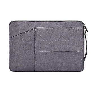 15.6Inch 42*31*3.5cm dark gray 15.6 inch laptop bag for apple macbook huawei,breathable, waterproof, abrasion-resistant az12064