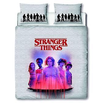 Stranger Things Darkside Tweepersoons Dekbedovertrek Set