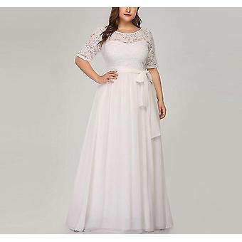 Wedding Ever-pretty A-line O-neck Dress