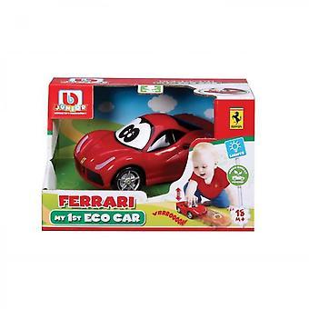 Burago Junior Ferrari 1st Age Retrofit Car
