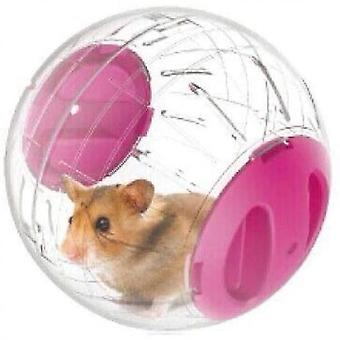 Silent Hamster Mini Running Activity Exercise Ball 4,72 inch speelgoed transparante hamsterbal