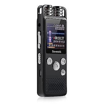 Enregistreur vocal audio numérique 8 Go 16 Go 32G STYLO USB