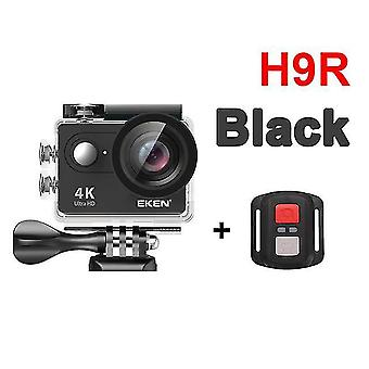 كاميرا العمل H9 فائقة الدقة 4K واي فاي 2.0 بوصة (الأصفر)