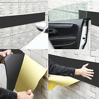Car Door Protector Garage Rubber, Wall Guard Bumper, Safety Parking, Home