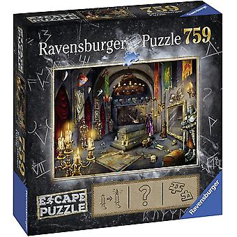 Ravensburger Escape Knight's Castle Legpuzzel (759 stukjes)