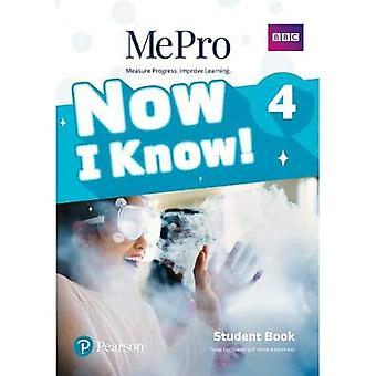 Now I Know MePro Level 4 Student Book with Online Practice Pack (Now I Know)