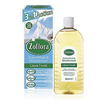 Zoflora Concentrated Disinfectant - Linen Fresh 500Ml