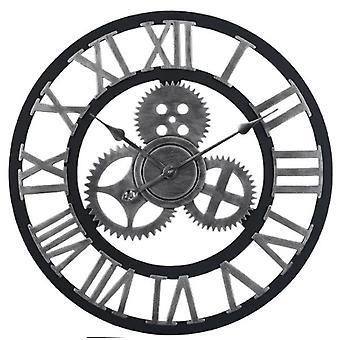 Engrenage Horloge murale décorative, retrowall Horloge