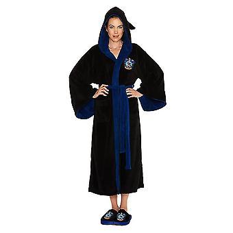 Femei Harry Potter Ravenclaw Wizard Fleece Dressing Gown