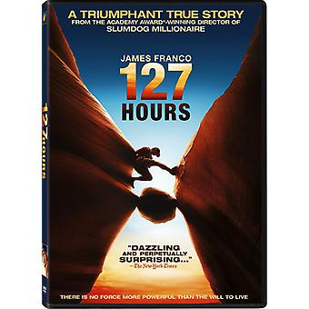 127 Hours [DVD] USA import