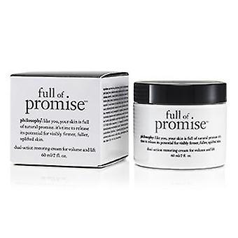 Full Of Promise Dual-action Restoring Cream For Volume & Lift - 60ml/2oz