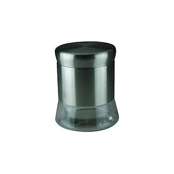 Storage Canister Glass Clear Can Be Used for Storing Nuts Savouries Dry Fruits Snacks