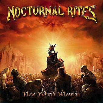 Nocturnal Rites - New World Messiah [Vinyl] USA import
