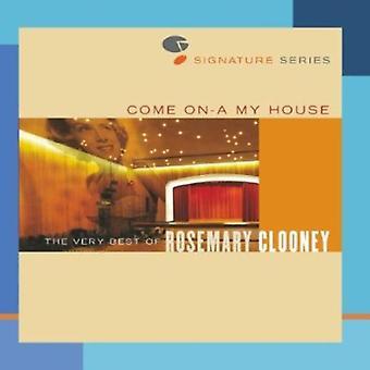 Rosemary Clooney - vamos a mi casa: importación de Estados Unidos muy mejores de Rosemary Clooney [CD]